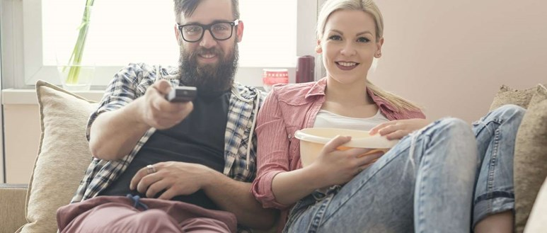 Healthier ways to get your TV fix