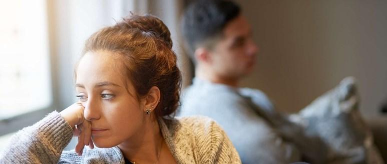 Spotting depression in your partner