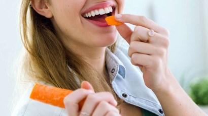 The best snacks for healthy teeth
