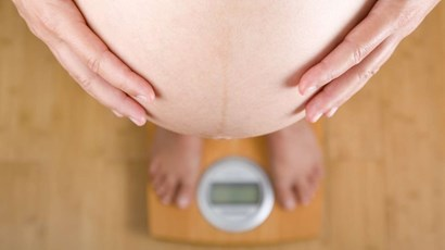 How much pregnancy weight gain is normal?